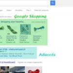 Autres emplacements pour les Annonces Google Adwords et Google Shopping