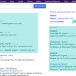 Les annonces Bing Ads s'affichent également sur Yahoo